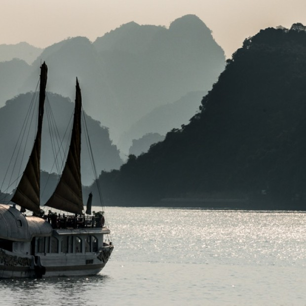 VIETNAM – Croisière sur la Baie de Ha-Long