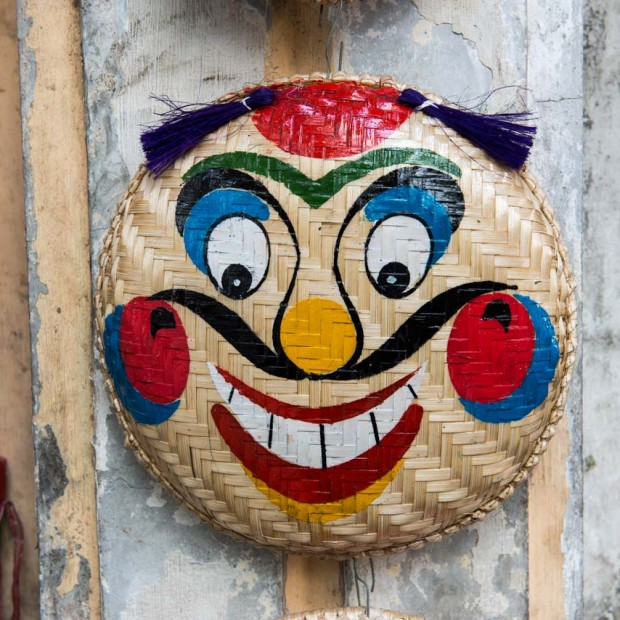 VIETNAM – Hanoï – Tête de clown