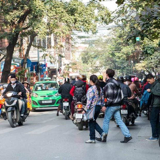 VIETNAM – 2 semaines à Hanoï