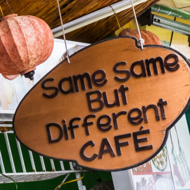 «Same same but …»