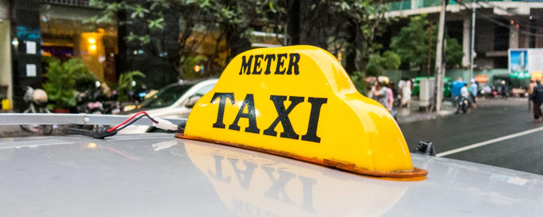 Nos amis les taxis