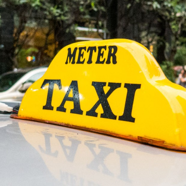 Nos amis les taxis