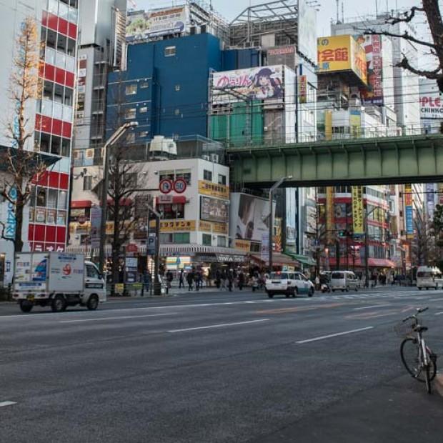 JAPON – Akihabara, le quartier électrique de Tokyo