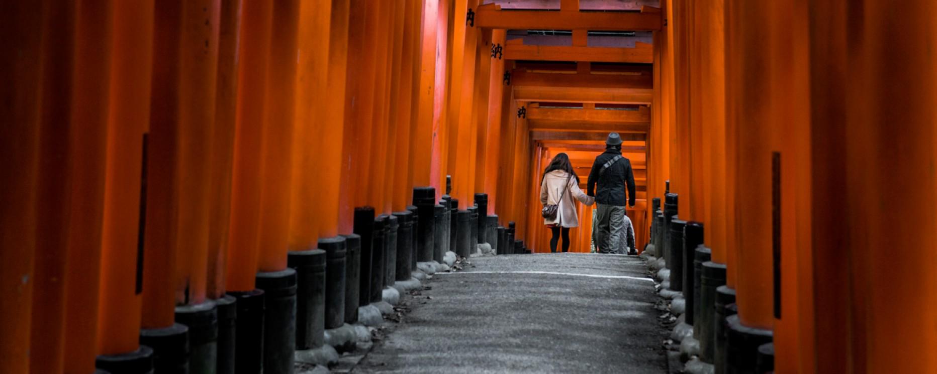 JAPON – Les mille et un temple de Kyoto