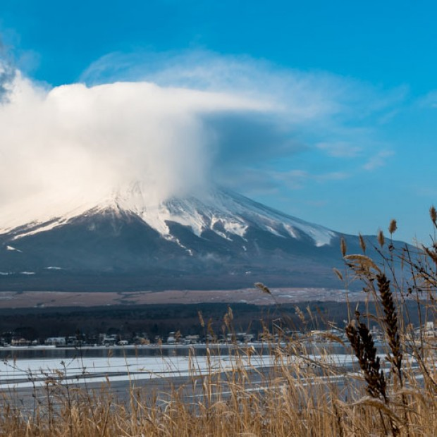 JAPON – Un Week End au Mont Fuji