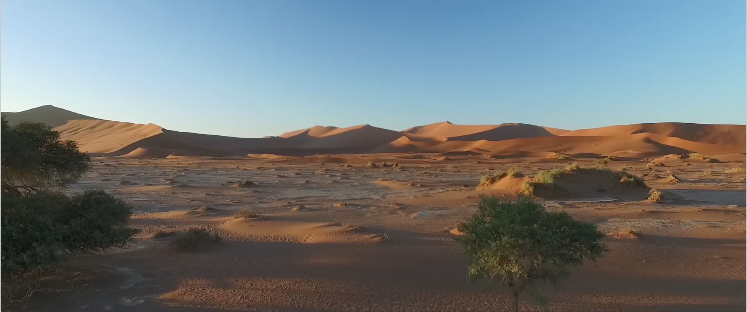 5 minutes pour découvrir la Namibie